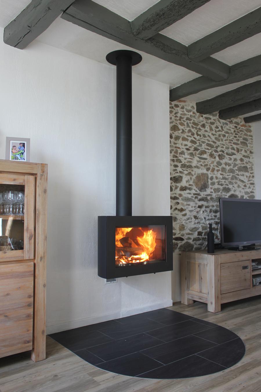 les poeles a bois les plus performants. Black Bedroom Furniture Sets. Home Design Ideas